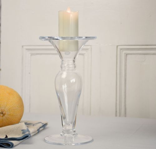 Tall Candle Holder 24cm